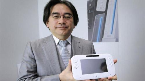Satoru Iwata y la Wii U