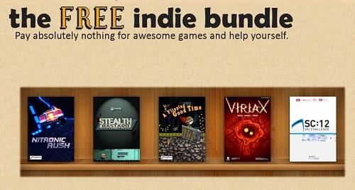 [AKB] Free Indie bundle