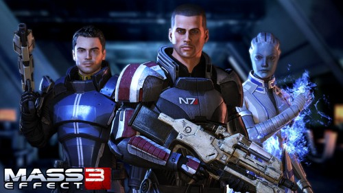 [AKB] Mass Effect 3
