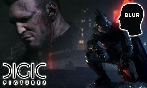 Digic Pictures & Blur Studio