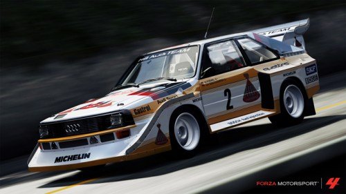 Audi Sport Quattro S1 Forza 4