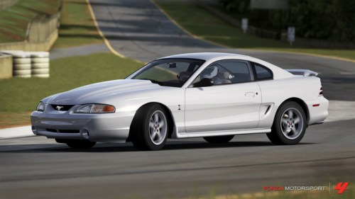 1995 Ford Mustang Cobra R Forza 4