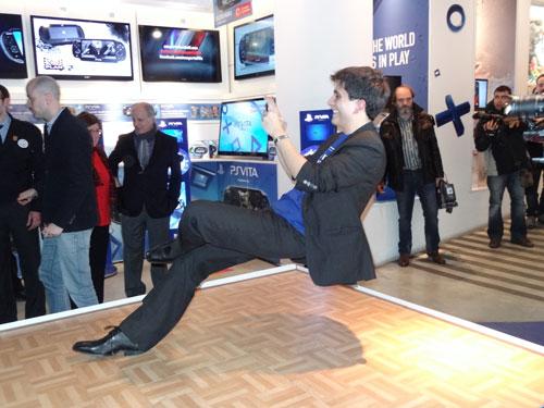 Evento Lanzamiento PS Vita