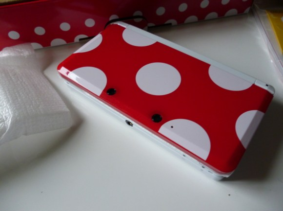 Nintendo 3DS Toad Edition