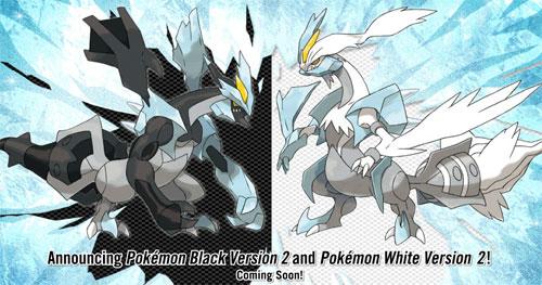 Pokémon Negro 2 y Pokémon Blanco 2 para Nintendo DS