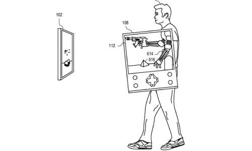 Sony patente