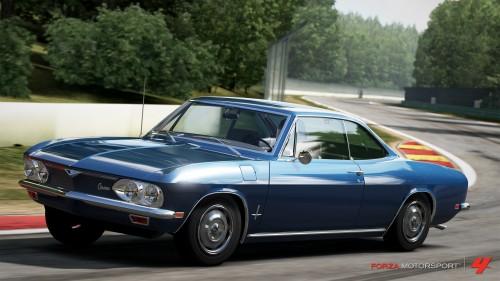 1969 Chevrolet Corvair Monza