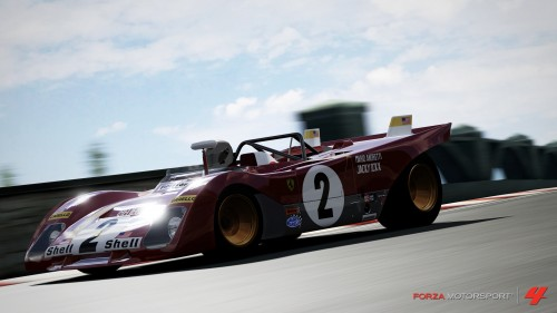1971 Ferrari #2 Automobili 312 P