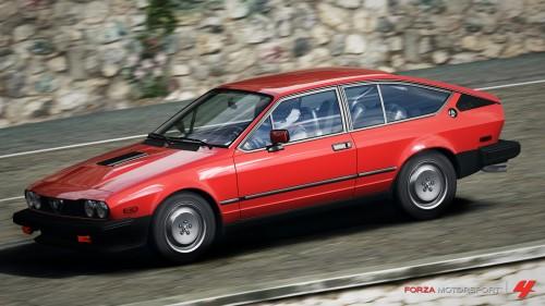 1986 Alfa Romeo GTV-6