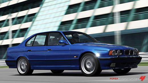 BMW M5 E34 Forza Motorsport 4