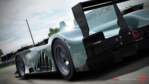 Aston Martin AMR One 2011 Forza Motorsport 4