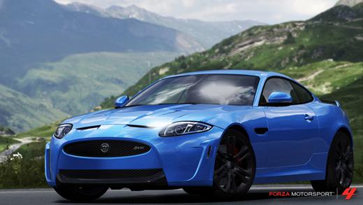 Jaguar XKR-S 2012 Forza Motorsport 4