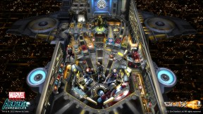 Marvel The Avengers Pinball_6