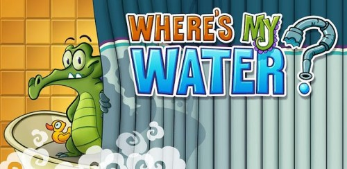 donde esta mi agua