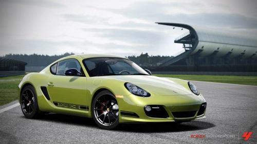 Porsche Boxter R 2012