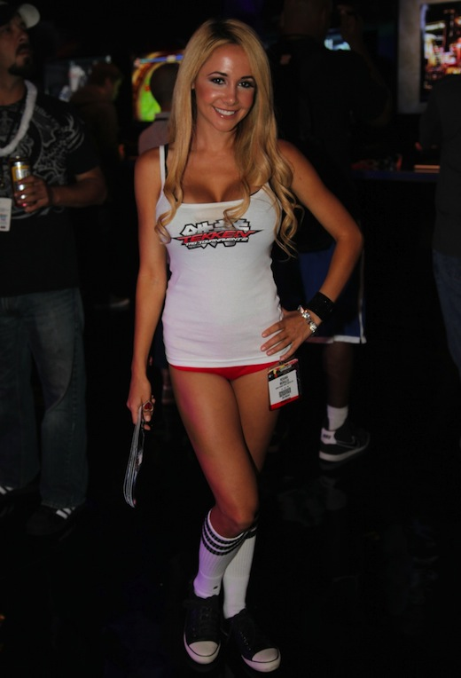 Babe E3 2012 de Tekken Tag Tournament 2