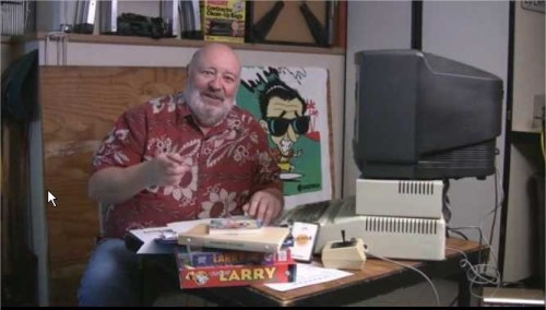 Al Lowe, creador de Leisure Suit Larry