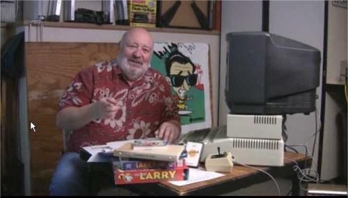 Al Lowe, creador de Leisure Suit Larry
