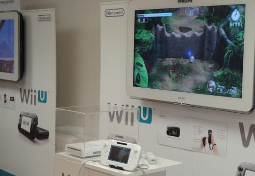 Evento Wii U Pikmin 3