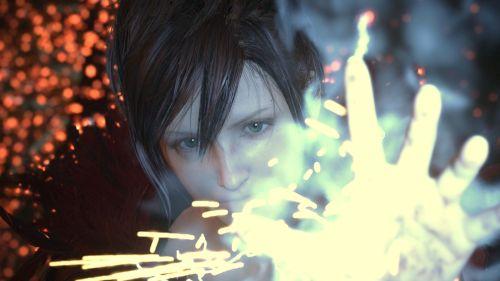 Demo técnica Square Enix E3 2012