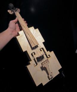 El violín de 8 bits