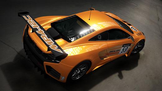 2011 McLaren GT MP4-12C
