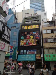 Tienda Super Potato en Akihabara
