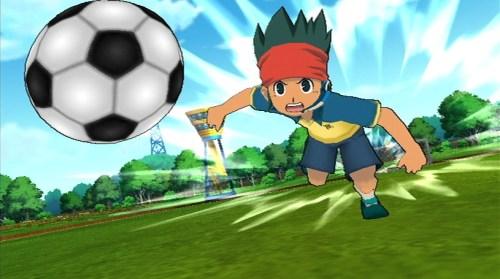 Inazuma Eleven Strikers:Fútbol + Pokémon. Que nos pillen confesados...