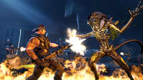 Alien: Colonial Marines