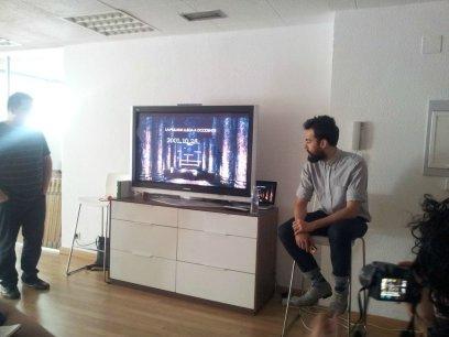 Presentación madrileña de La-Mulana para WiiWare