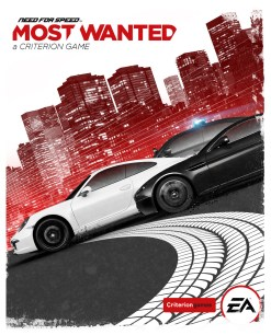Arte de Need For Speed Most Wanted
