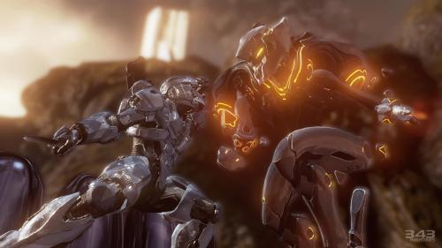 Spartan Ops de Halo 4