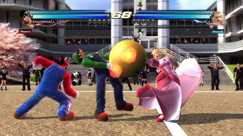 Tekken Tag Tournament 2 para WiiU