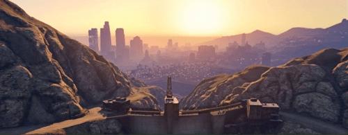 Los Santos, la gran protagonista de GTA V