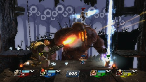 No diga Super Smash Bros, diga PlayStation All-Stars Battle Royale