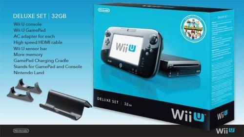 La versión de Wii U con disco duro libre