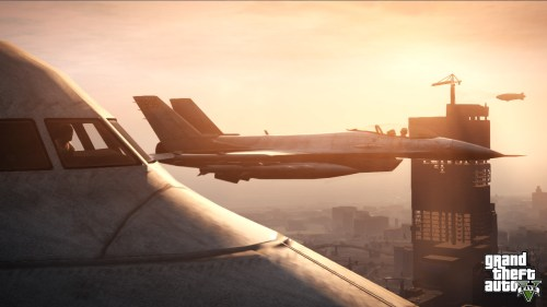 Lo de los aviones en GTA V está pasando de anécdota a Hype