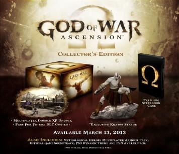 La mejor edición de GOW Ascension