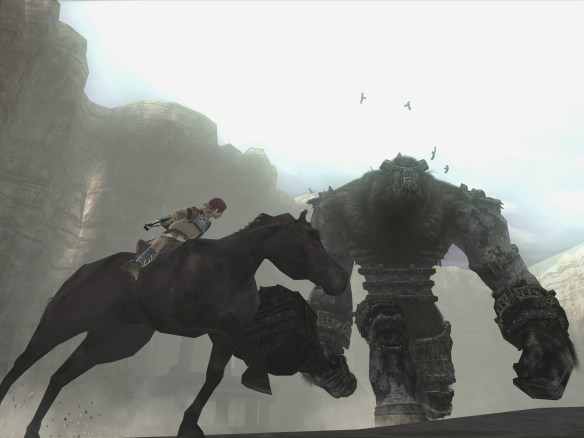 Shadow of the Colossus en HD