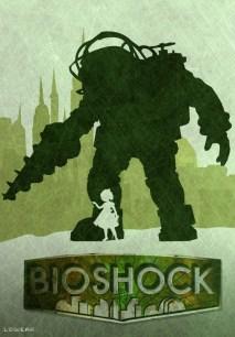 Arte de Bioshock
