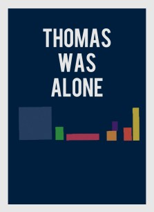 Póster de Thomas Was Alone
