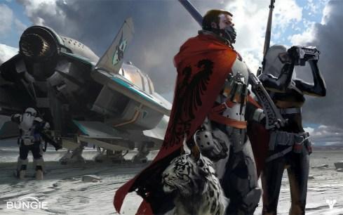 Destiny, de Bungie para Activision