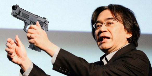 Iwata convenciendo a Ubi que WiiU es genial