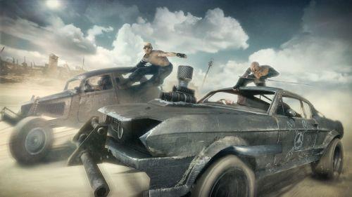 Mad Max 2013