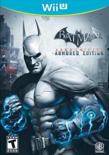 Batman Arkahm City Armored Edition