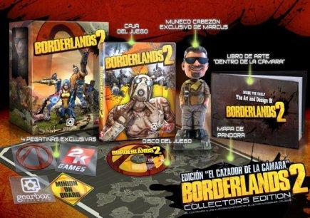 Borderlands 2 Edición Cazador de la Cámara