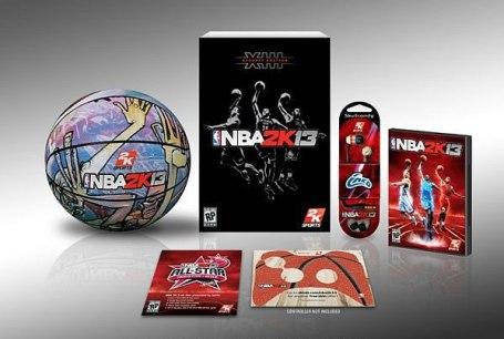 NBA 2K13 Dinasty