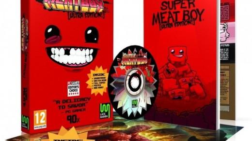 Super Meat Boy Ultra Edition