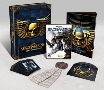 Warhammer 40000 Space Marine Edición Coleccionista