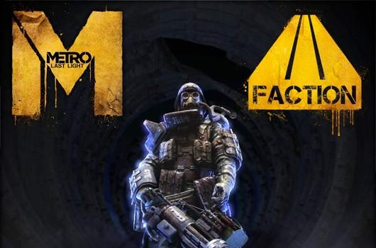 Metro: Last Light Faction